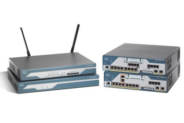 Cisco 1800 routers