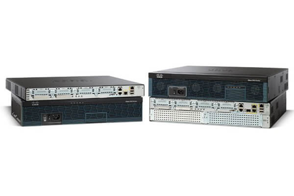 Cisco 2900 series routers