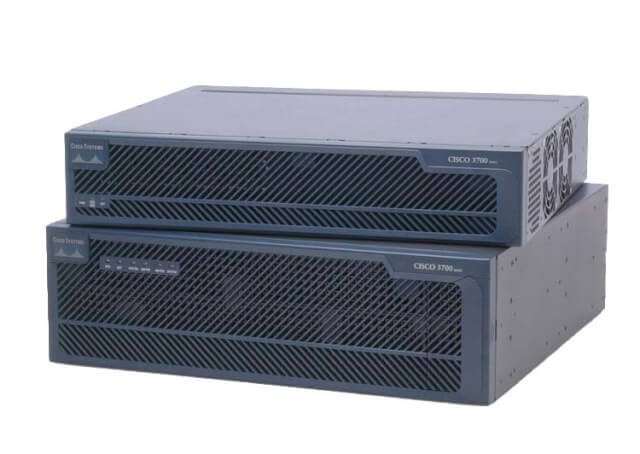 Cisco 3700 routers