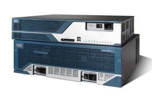 Cisco 3800 routers