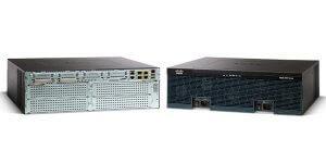 Cisco 3900 routers