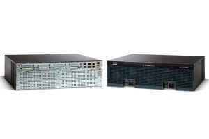 Cisco 3900 routers