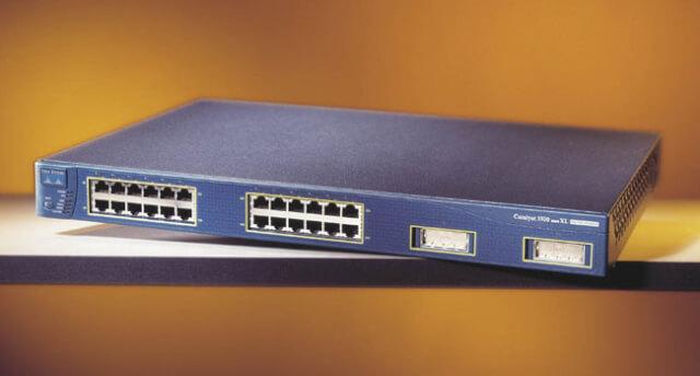 Cisco Catalyst 3500 switches