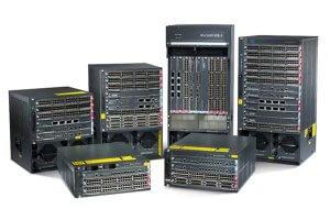 Cisco Catalyst 6500 switches