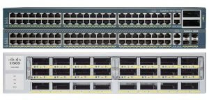 Cisco Catalyst 4900 switches
