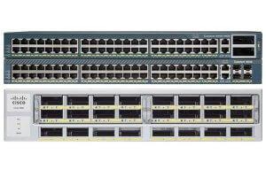 Cisco Catalyst 4900 switches