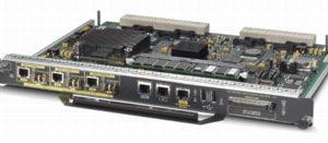 Cisco 7200VXR Series NPE-G2 Network Processing Engine