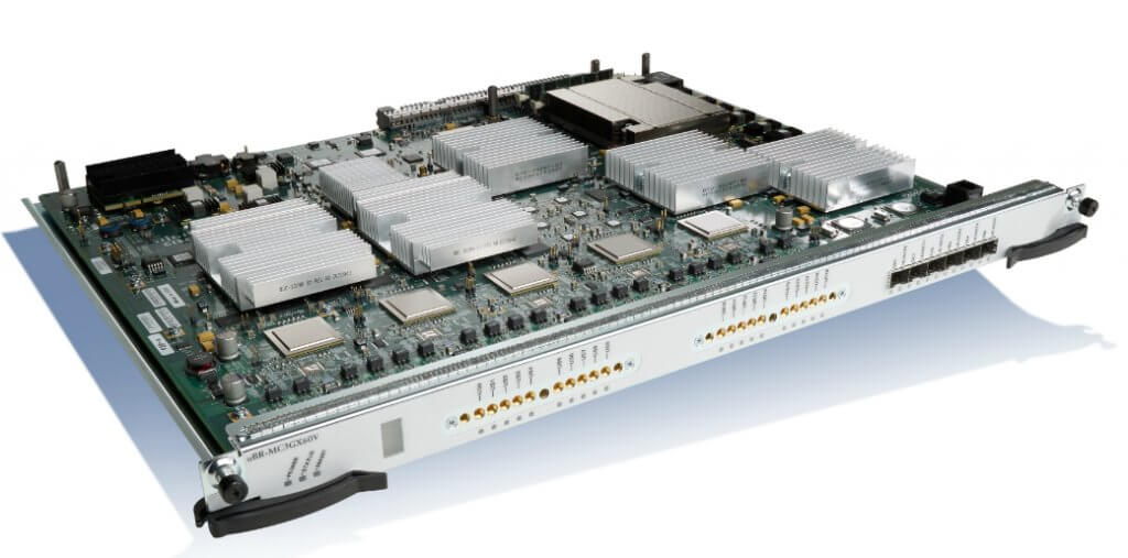 Cisco uBR-MC3GX60V Broadband Processing Engine with Full DOCSIS 3.0 Support