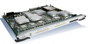Cisco uBR-MC3GX60V Broadband Processing Engine with Full DOCSIS 3.0 Support