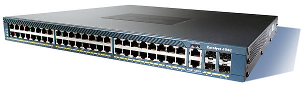 Cisco Catalyst 4948 Switch