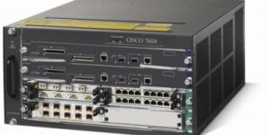 Cisco 7604 Chassis