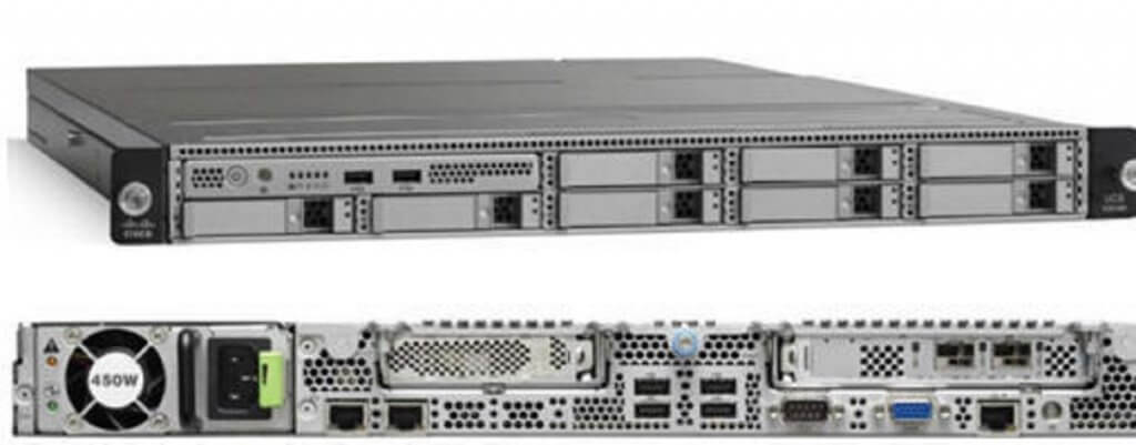 Cisco UCS C22 M3 SFF 1xE5-2420 1x8GB 1x450W RAILS - Cisco UCS - Unified Computing System