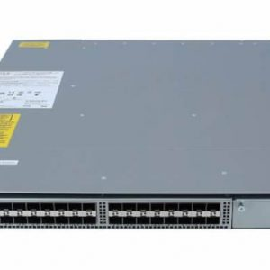 Cisco WS-C4500X-32SFP+, Catalyst 4500-X 32 Port 10G IP Base, Front-to-Back, ( Dual AC -R, 4x FAN)