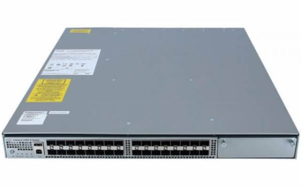 Cisco WS-C4500X-32SFP+, Catalyst 4500-X 32 Port 10G IP Base, Front-to-Back, ( Dual AC -R, 4x FAN)