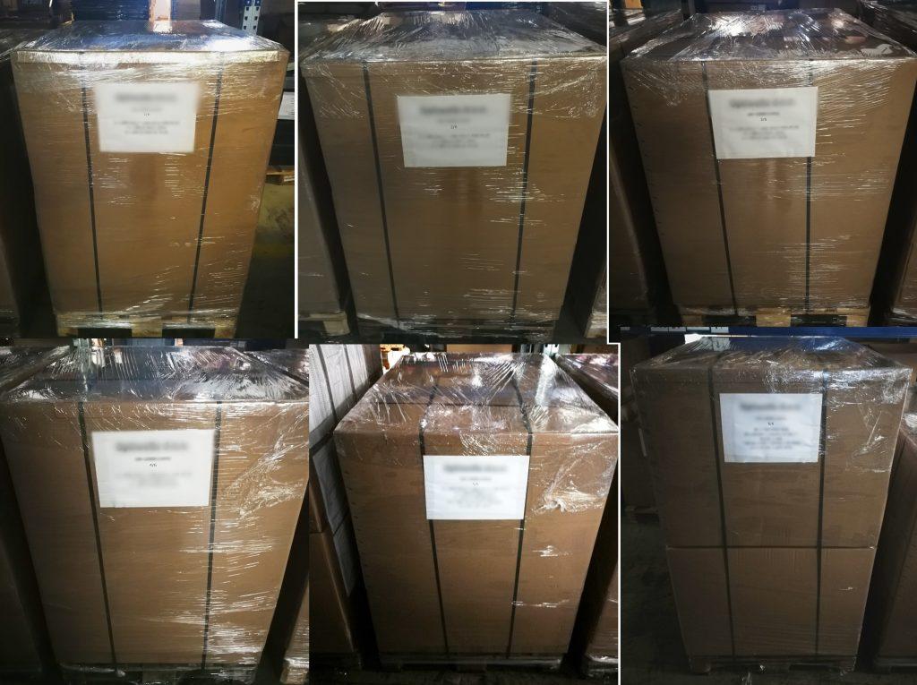 Cisco Equipment delivery - Linkom-PC