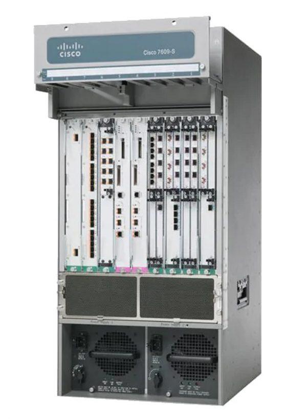 Cisco CISCO7609-S, Cisco 7609-S Chassis including fans