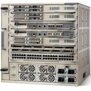 Cisco C6807-XL, Catalyst 6807-XL 7-slot chassis, 10RU