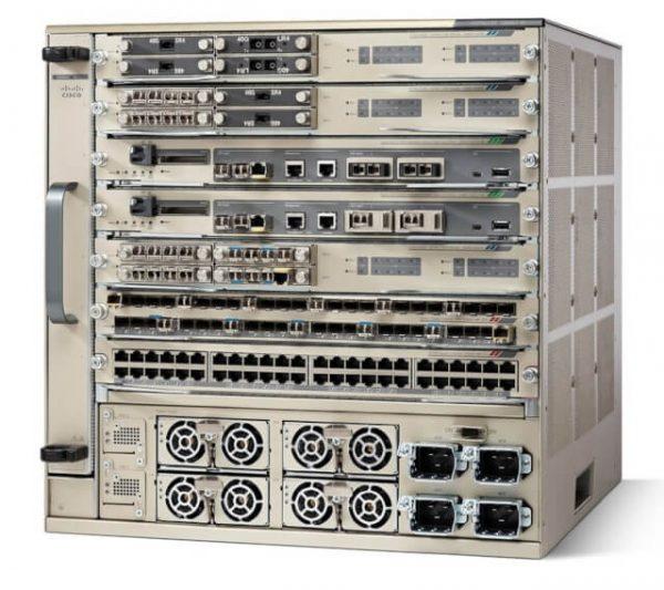 Cisco C6807-XL, Catalyst 6807-XL 7-slot chassis, 10RU