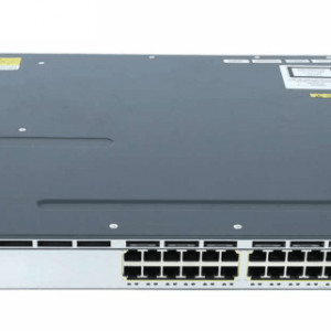 Cisco WS-C3750X-24S-S, Catalyst 3750X 24 Port GE SFP IP Base