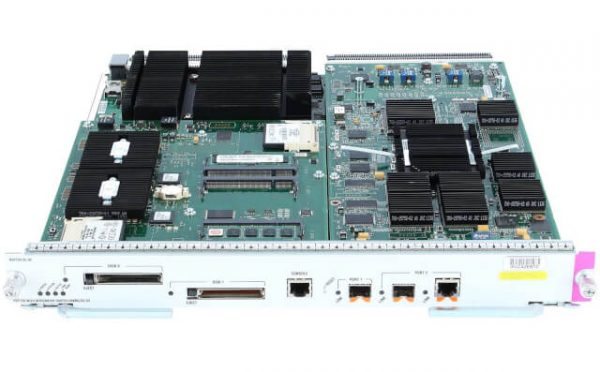 Cisco RSP720-3C-10GE, Cisco 7600 Route Switch Processor 720Gbps fabric, PFC3C, 10G