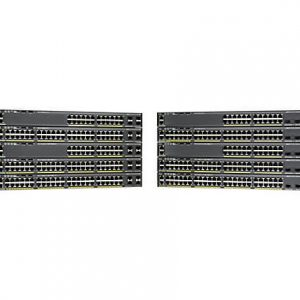 Cisco Catalyst 2960 Switches