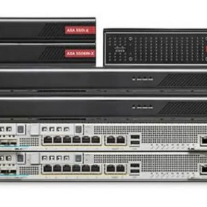 Cisco ASA 5500-X Series with FirePower Services
