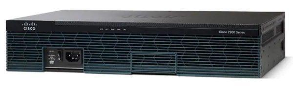 Cisco CISCO2911/K9, Cisco 2911 w/3 GE.4 EHWIC.2 DSP.1 SM.256MB CF.512MB DRAM.IPB