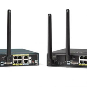 Cisco 800 ISR Series Integrated Services Routers