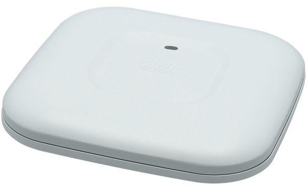 Cisco Aironet AIR-CAP2702I-E-K9, 802.11ac CAP w/CleanAir; 3x4:3SS; Int Ant; E Reg Domain