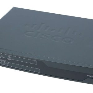 Cisco C881G-4G-GA-K9, Secure FE Router (non-US) 4G LTE / HSPA+ w/ SMS/GPS