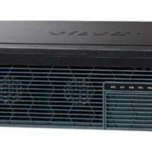 Cisco CISCO2921/K9, Cisco 2921 w/3 GE.4 EHWIC.3 DSP.1 SM.256MB CF.512MB DRAM.IPB
