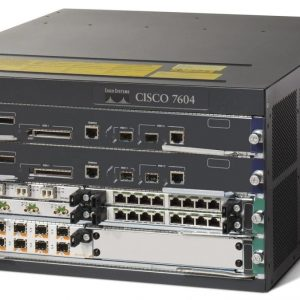 Cisco CISCO7604, Cisco 7604 Chassis