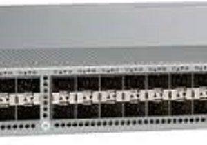 Cisco N3K-C3064PQ-10GE, Nexus 3064-E, 48 SFP+, 4 QSFP+ ports, with enh scale