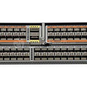 Cisco N5K-C56128P, Nexus 56128P 2RU Chassis, 48x10G SFP+, 4x40G QSFP+