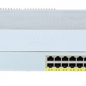 Cisco WS-C2960L-24PS-LL, Catalyst 2960L 24 port GigE with PoE, 4 x 1G SFP, LAN Lite