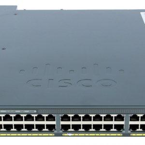 Cisco WS-C2960XR-48FPS-I, Catalyst 2960-XR 48 GigE PoE 740W, 4 x 1G SFP, IP Lite