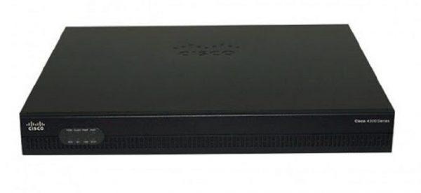 Cisco ISR4321-SEC/K9, Cisco ISR 4321 Sec bundle w/SEC license