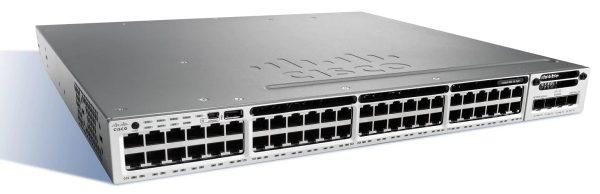 Cisco WS-C3850-48P-L, Cisco Catalyst 3850 48 Port PoE LAN Base