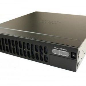 Cisco ISR4351/K9, Cisco ISR 4351 (3GE,3NIM,2SM,4G FLASH,4G DRAM,IPB)