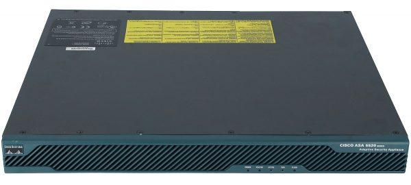 Cisco ASA5520-BUN-K9, ASA 5520 Appliance with SW, HA, 4GE+1FE, 3DES/AES