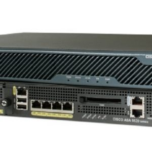 Cisco ASA5550-BUN-K9, ASA 5550 Appliance with SW, HA, 8GE+1FE, 3DES/AES