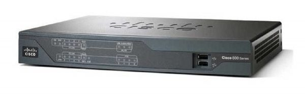 Cisco C892FSP-K9, Cisco 892FSP 1 GE and 1GE/SFP High Perf Security Router