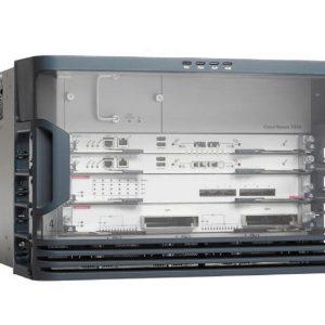 Cisco N7K-C7004-S2-R, Nexus 7004 Bundle (Chassis,2xSUP2),No Power Supplies