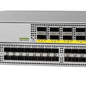 Cisco N9K-C9396PX, Nexus 9300 48p 1/10G SFP+ & additional uplink module req.