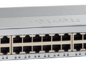 Cisco WS-C2960L-48PS-LL, Catalyst 2960L 48 port GigE with PoE, 4 x 1G SFP, LAN Lite