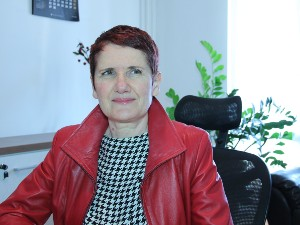 Dragana Ilic, co-owner and Executive Manager of Linkom-PC Kft