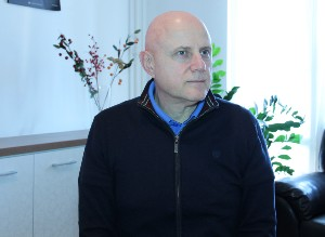 Miodrag Ilic, co-owner and Executive Manager of Linkom-PC Kft