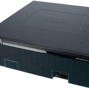 Cisco CISCO3925E/K9, Cisco 3925E w/SPE200.4GE.3EHWIC.3DSP.2SM.256MBCF.1GBDRAM.IPB