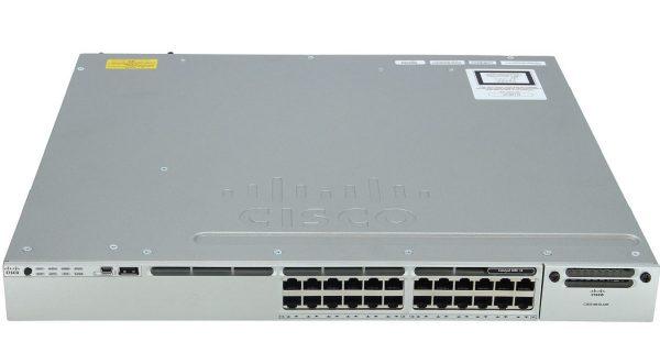Cisco WS-C3850-24T-L, Cisco Catalyst 3850 24 Port Data LAN Base