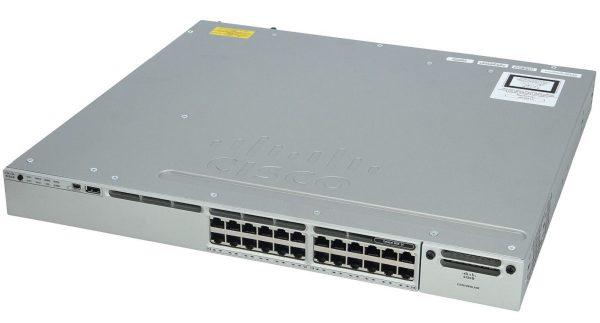 Cisco WS-C3850-24T-S, Cisco Catalyst 3850 24 Port Data IP Base